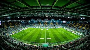 Rapid-Fans provozieren Austria