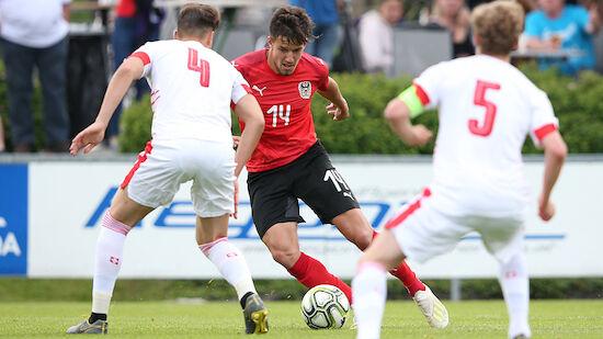Rapid beobachtet U21-Teamspieler