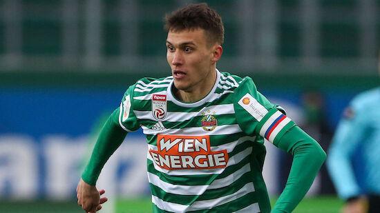 Offiziell: Dejan Ljubicic von Rapid zum 1. FC Köln