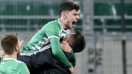 Rapids Yusuf Demir: