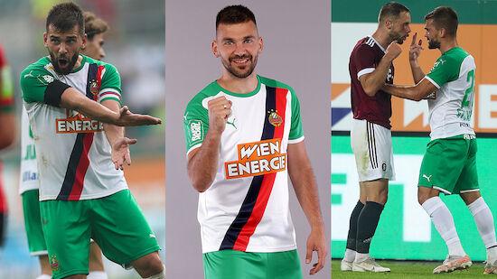 Rapid-Leader Stojkovic: