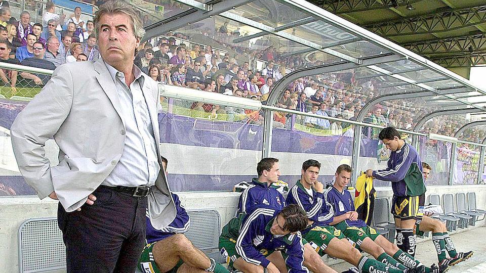 Alle Trainer des SK Rapid seit Juli 2000