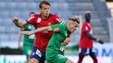 Rapid Wien ringt WSG Tirol nieder