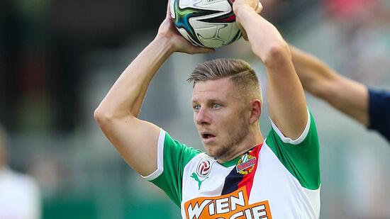 Rapid: Kühbauer verteidigt Ullmann