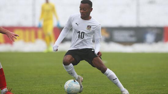 Thierno Ballo kommt leihweise zum SK Rapid