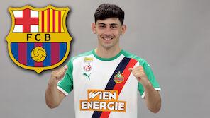 Rapids Yusuf Demir zum FC Barcelona