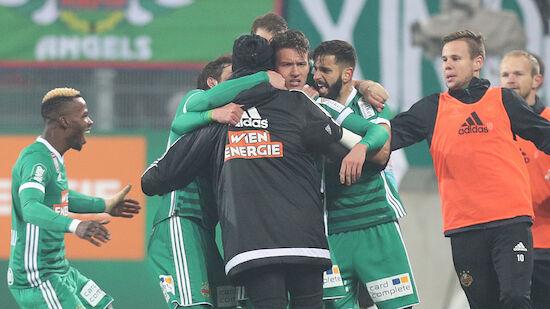 VfB Stuttgart angelt nach Rapidler Lucas Galvao