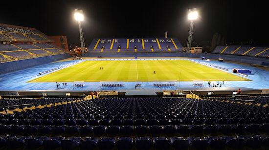 Rapid-Gegner Lokomotiva geht im Zagreb-Derby unter