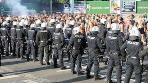 Klubs sollen Polizei-Einsätze zahlen