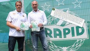 Rapid kommentiert Salzburg-Post
