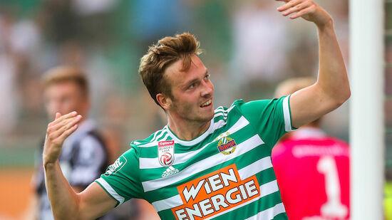 Rapid: Philipp Schobesberger vor Comeback