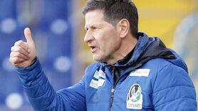 Andreas Heraf bleibt Cheftrainer bei der SV Ried