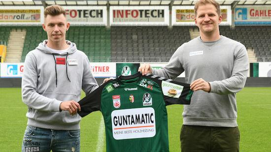Philipp Pomer Neuzugang bei SV Ried
