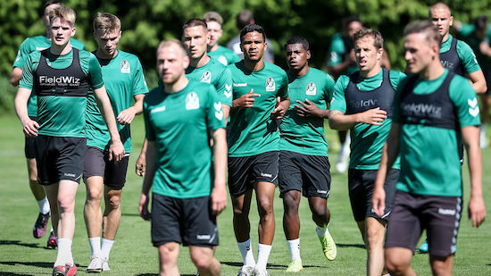 Mehrere positive Corona-Tests bei der SV Ried