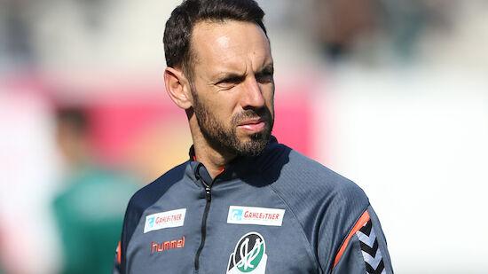 Rieds Tormann-Trainer vor Wechsel zu Gladbach