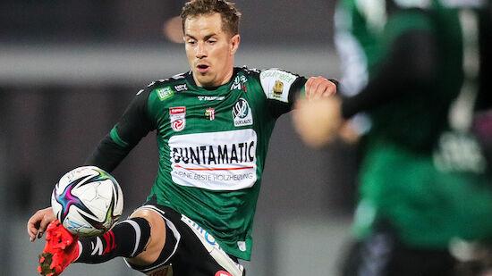 Stefan Nutz verlängert bei der SV Ried