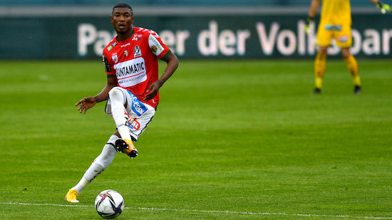 Kennedy Boateng vor Abgang aus Ried