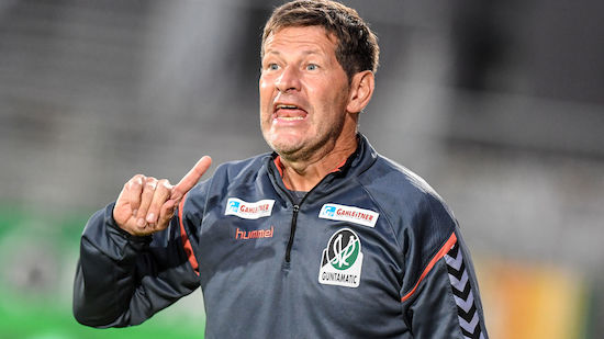SV Ried: Andreas Heraf als