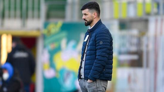 Ist Trainer Miron Muslic in Ried schon angezählt?