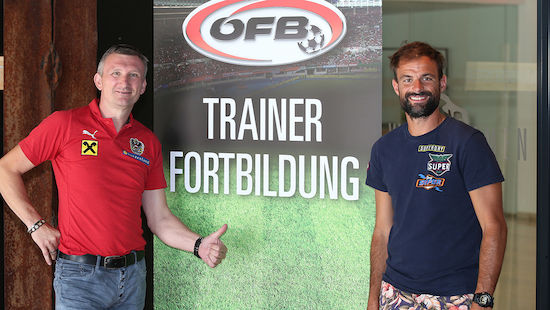Salzburgs Trainerteam komplett - Ex-Profi wird Co.