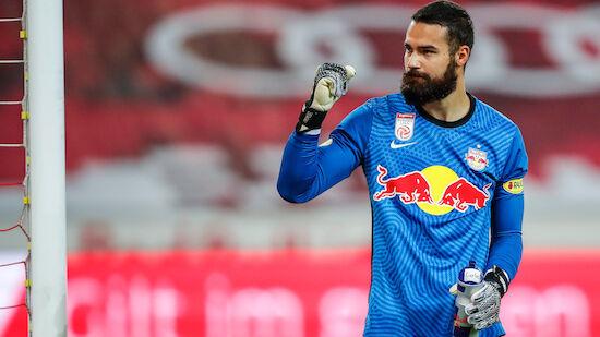 Salzburg-Torhüter Carlos Coronel steht vor Leihe