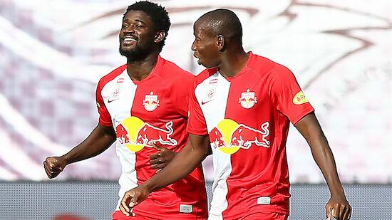 Sperren gegen Salzburg-Kicker rechtskräftig