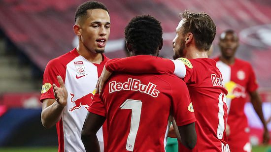 Nächster Ausfall bei RB Salzburg