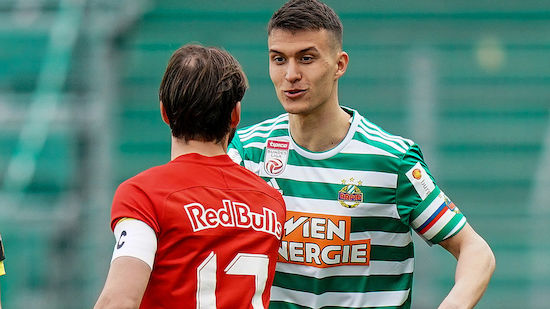 So wird Kapitän Dejan Ljubicic dem SK Rapid fehlen