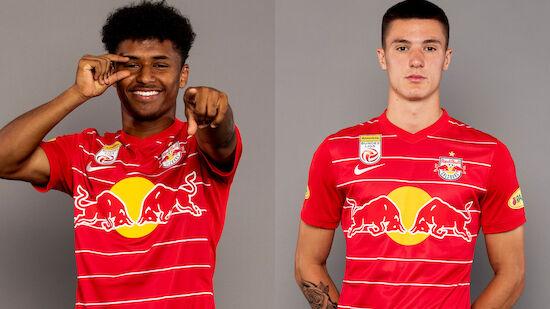 Adeyemi/Sesko: Red Bull Salzburgs Baby-Sturm