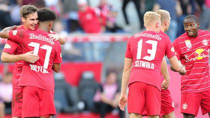Mannschaft des Jahres: RB Salzburg (Fußball/Männer)