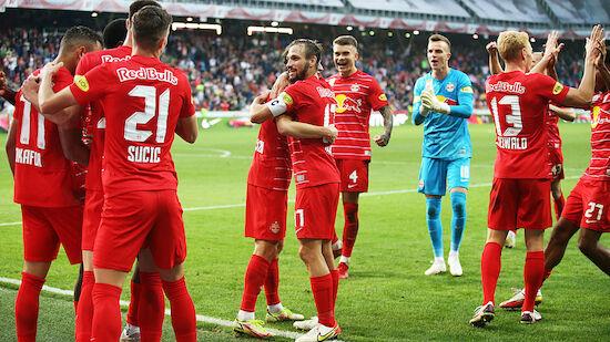 RB Salzburg bricht die Rekorde
