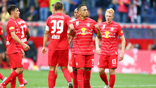 Salzburger Vorfreude auf Test gegen Barcelona