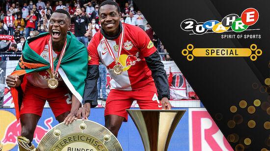 Ranking: Die 20 teuersten Salzburg-Kicker
