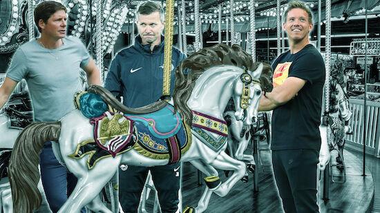 Das irre Red-Bull-Trainerkarussell