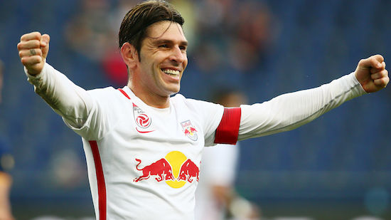 Salzburg-Legende Soriano beendet Karriere