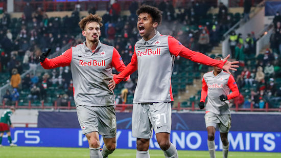 Berisha und Adeyemi auf Leipzigs Liste