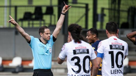 Salzburgs Bernede entgeht Sperre im Cup-Finale
