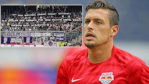 So reagiert Junuzovic auf die Austria-Fans