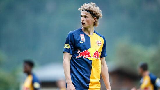 Red Bull Salzburg bindet das nächste Talent