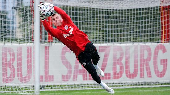 RB Salzburg holt Goalie zurück