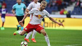 RB Salzburg stellt Laimer frei