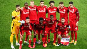 RB Salzburg ist Team des Jahres 2020