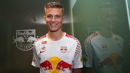 Schweizer Verteidiger für Red Bull Salzburg