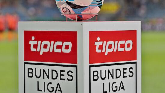 Die Bundesliga-Tabelle nach der Teilung
