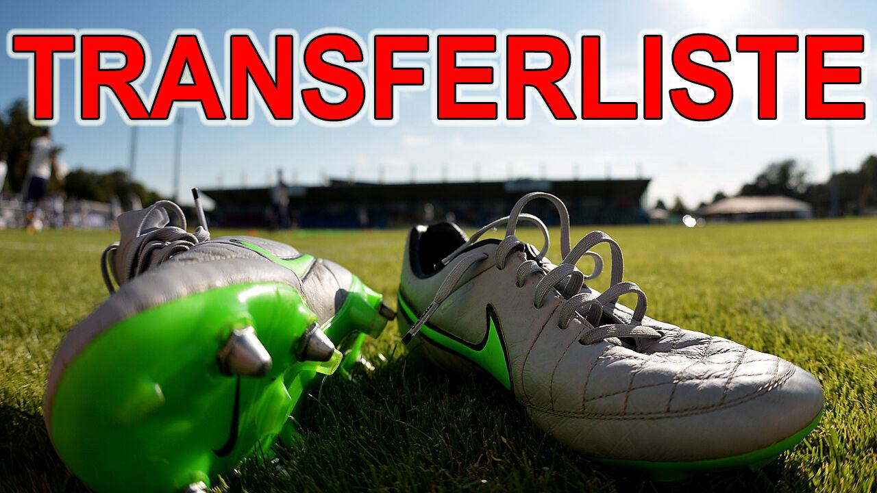 transferliste fussball