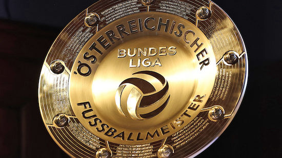 Die Tabelle der Bundesliga