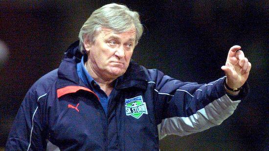 Sturm-Trainer-Legende Ivica Osim wird 80 Jahre