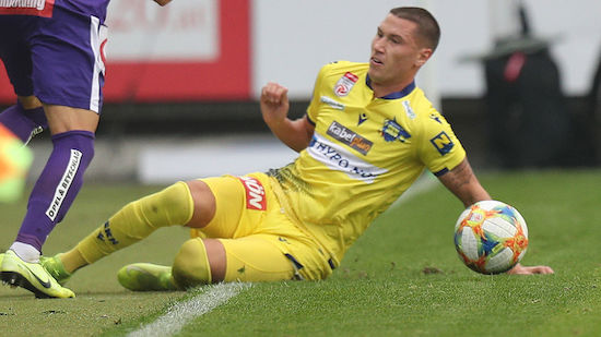 SKN St. Pölten: Manuel Haas geht zu Inter Zapresic