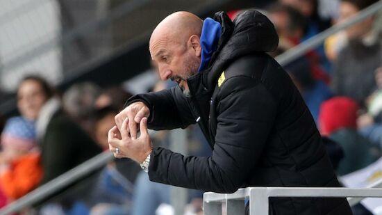 SKN-Trainer Popovic kommt glimpflich davon