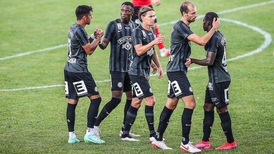 Sturm-Torgala in erster Cup-Runde
